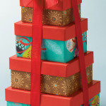 Gingerbread Tower 2012