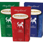 Moose Munch Holiday Packaging