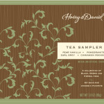 Tea Sampler/Alternate Concept
