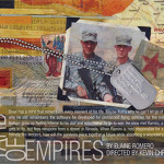 Brochure Panel/Graveyard of Empires